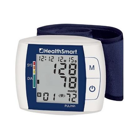 Premium Talking Wrist Digital Blood Pressure Monitor