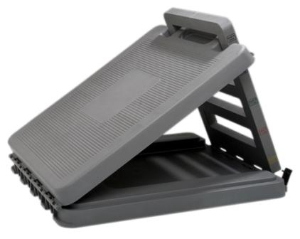 CanDo Adjustable Incline Board no-slip surface
