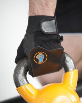 Gripeeze Fingerless Sports Glove