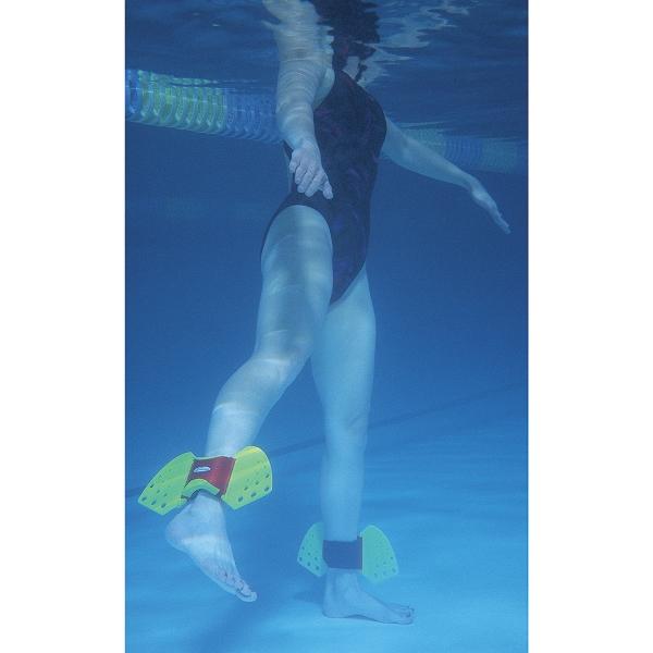 Aquafins Water Exercise Fins For Adjustable Resistance