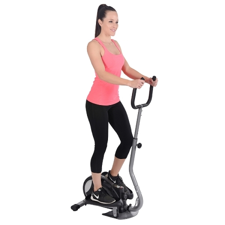 Stamina Inmotion Compact Elliptical With Handle Compact