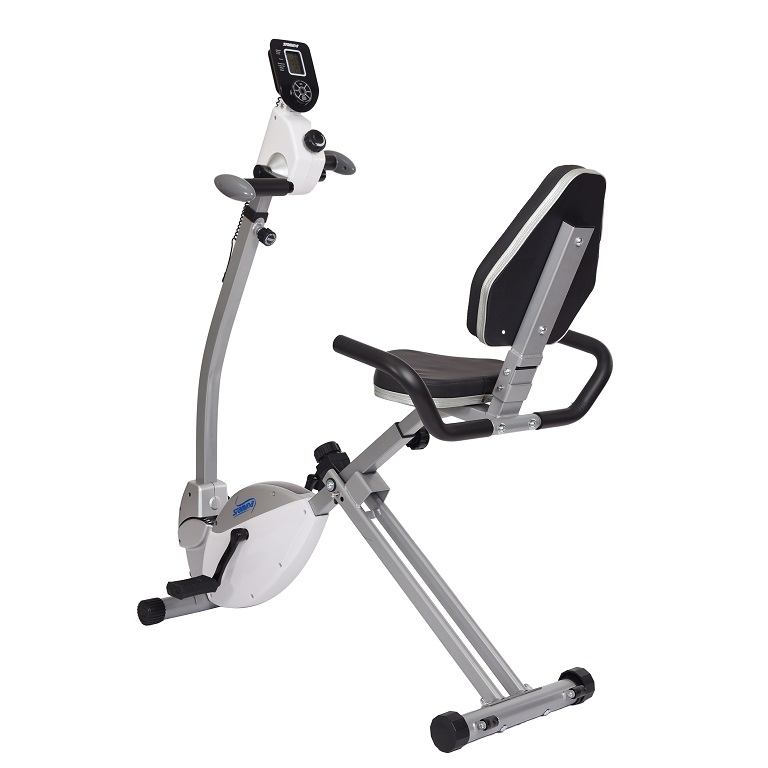 Stamina Recumbent Exercise Bike With Arm Cycle Total