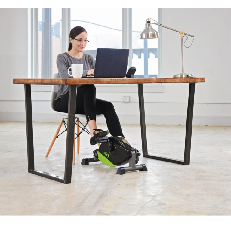 Stamina Wirk Under Desk Bike Quiet Magnetic Resistance