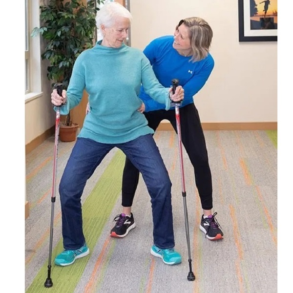 Have You Tried Poling? Poling as exercise for Parkinson's Disease