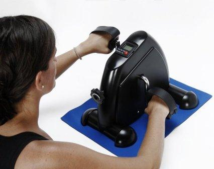 Dmi Mini Bike Exerciser Can Be Used To Strengthen Both