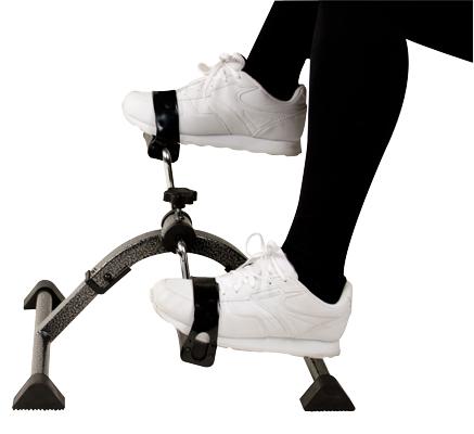 CanDo Fold-Up Pedal Exerciser
