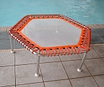 Aqua Creek Hexagon Aquatic Trampoline