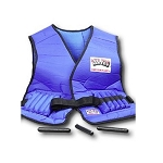 All-Pro Weight Adjustable 20-lb Power Vest