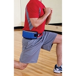 All-Pro 10-lb Weight Adjustable Exercise Belt