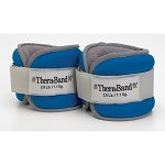TheraBand Comfort Fit Ankle & Wrist Weights 2.5 Pounds