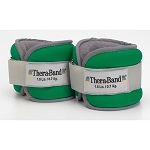 TheraBand Comfort Fit Ankle & Wrist Weights 1.5 Pounds - Discontinued