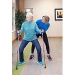 Urban Poling Activator Walking Poles for Rehab