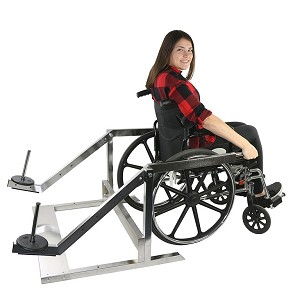 Rickshaw Wheelchair Rehab Exerciser