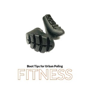 Urban Poling Replacement Boot Tips