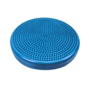 CanDo 14-inch Inflatable Balance Disc Blue